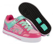 Heelys X2 Thunder Berry/Light Pink/Mint